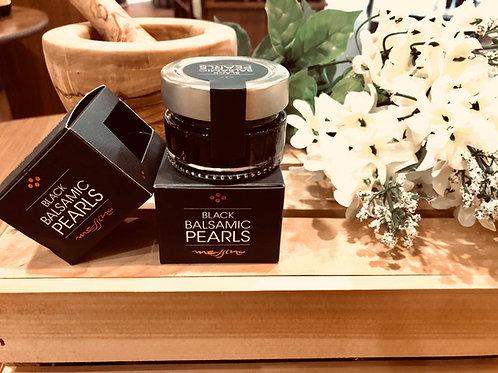 Black Balsamic Pearls 1.76 oz.