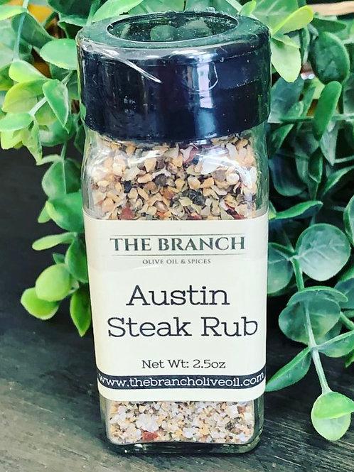 Austin Steak Rub