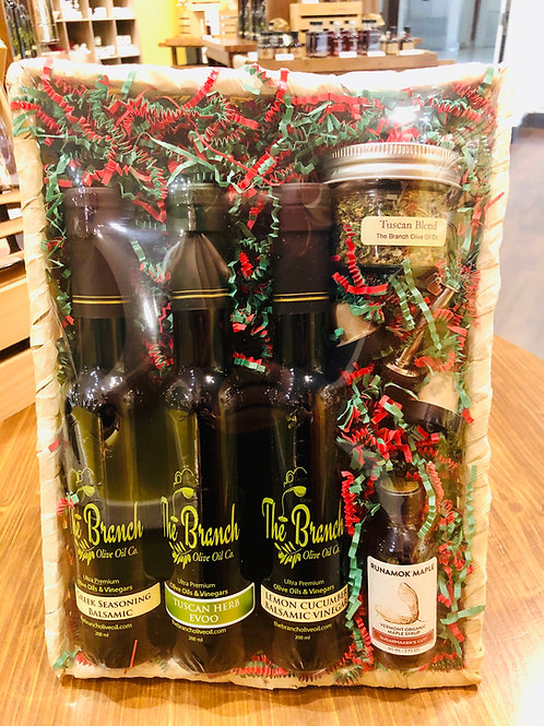 Gift Basket - 3 Bottle