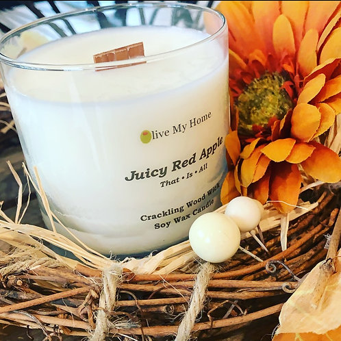 Wood Wick Soy Candles 11oz Jar
