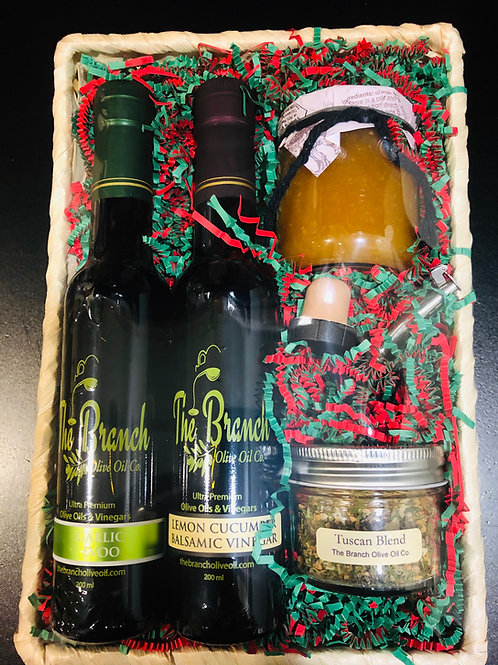 Gift Basket - 2 Bottle