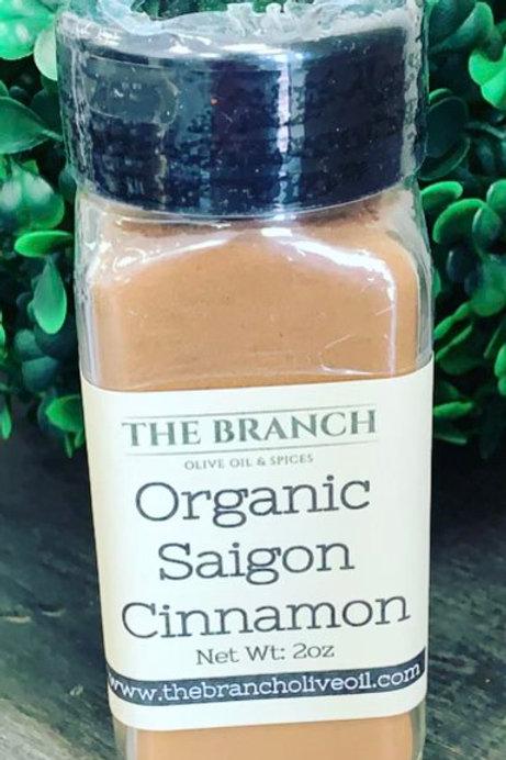 Organic Saigon Cinnamon