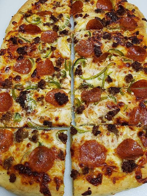 Italian Herb Quick Rise Pizza Dough