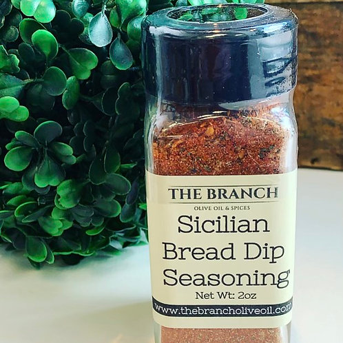 Sicilian Bread Dip Seasoning