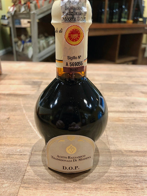 12 Year Aged Traditional Balsamic Vinegar of Modena P.D.O.