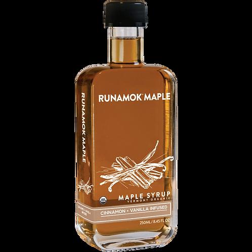 Runamok Cinnamon Vanilla Maple Syrup