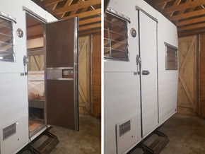 WEEK FIFTY & FIFTY-ONE: Exterior Door, Roof Insulation, Trim & Battery Power!