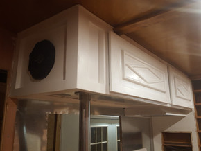 WEEK FORTY-ONE & FORTY-TWO: Kitchen Cabinetry