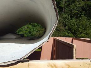 WEEK FIFTEEN: Wall/Roof Construction, Interior Framing & Shower Pan