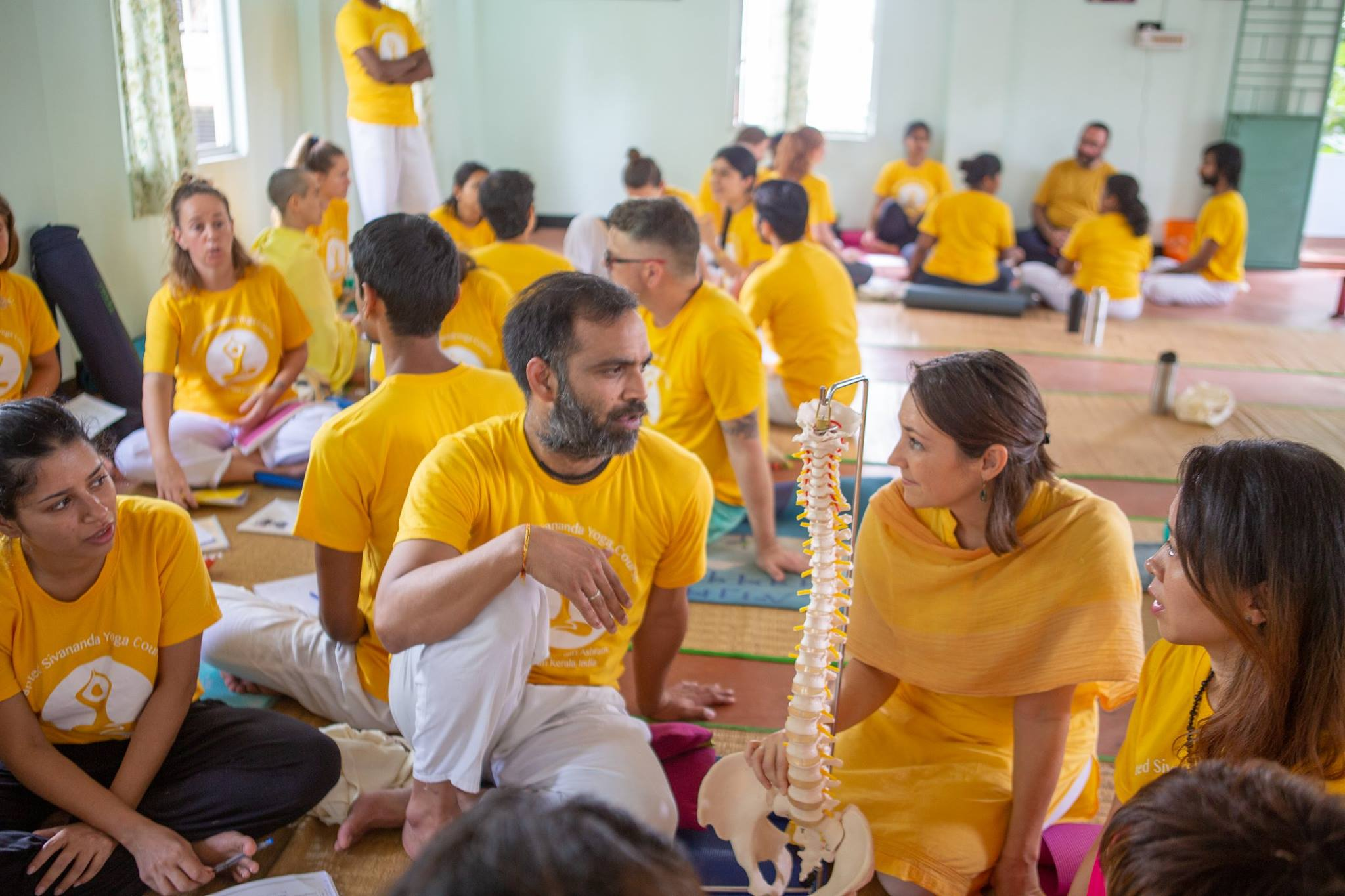 5 Day Adapted Sivananda Yoga Course New York