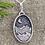 Thumbnail: Mountain Shore Dark Night Necklace