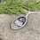 Thumbnail: Mountain Forest Dark Night Necklace