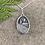 Thumbnail: Lone Tree Shore Dark Night Necklace