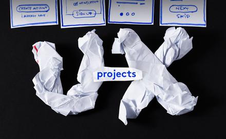 My UX design