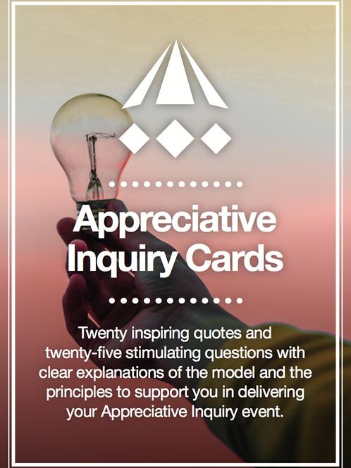 Appreciative Inquiry Cards