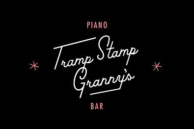 Tramp Stamp Granny's Piano Bar