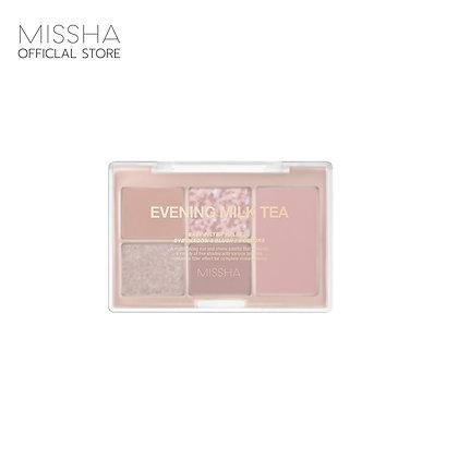 MISSHA Easy Filter Shadow Palette (No.5 Evening Milk Tea)