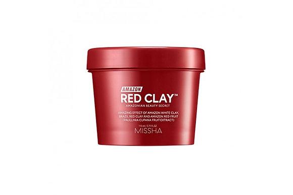 Amazon Red Clay Pore Mask 110ml