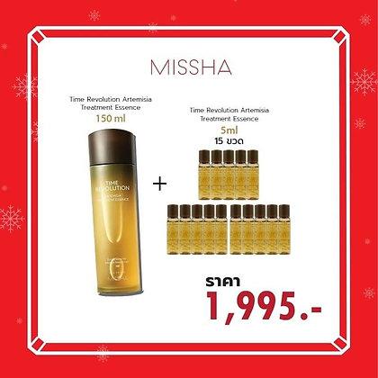 Missha SET Time Revolution Artemisia Treatment Essence