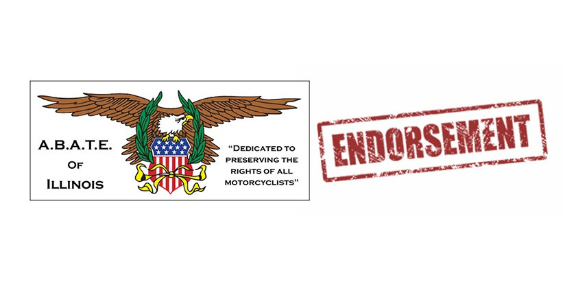 DuKane Chapter of A.B.A.T.E of Illinois Endorses Randy Ramey for State Representative.