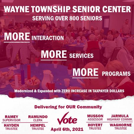 Modernize and Expand the Wayne Township Senior Center