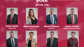 Wayne Township Nominates the Neighbors for Wayne Township Ticket for 2021