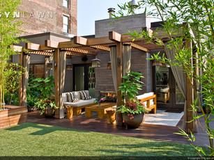 Roof, Deck & Patio Installation