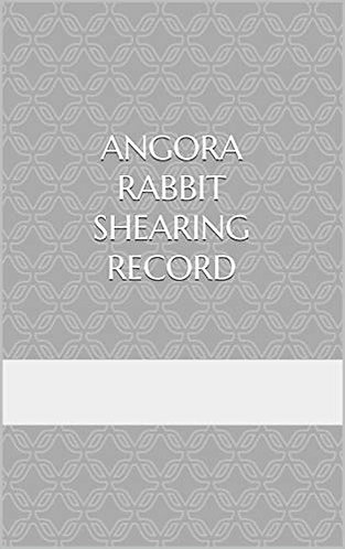 Angora Rabbit Shearing Record