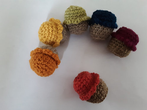 Small Cupcake Crochet Pattern