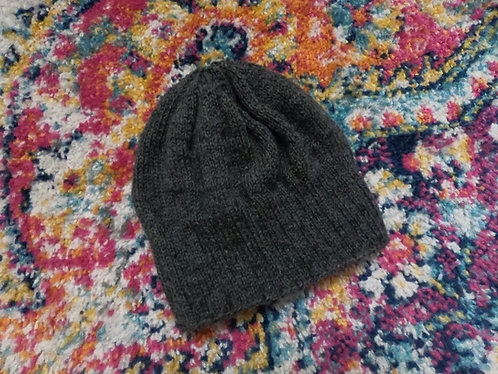 FREE Simple Sport Weight Yarn Child/Youth Knit Hat Pattern
