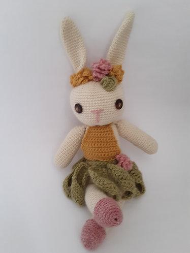 Blossom Bunny Crochet Pattern