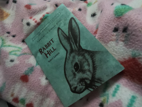"""Why might you want to read """"Rabbit Hill?"""""""