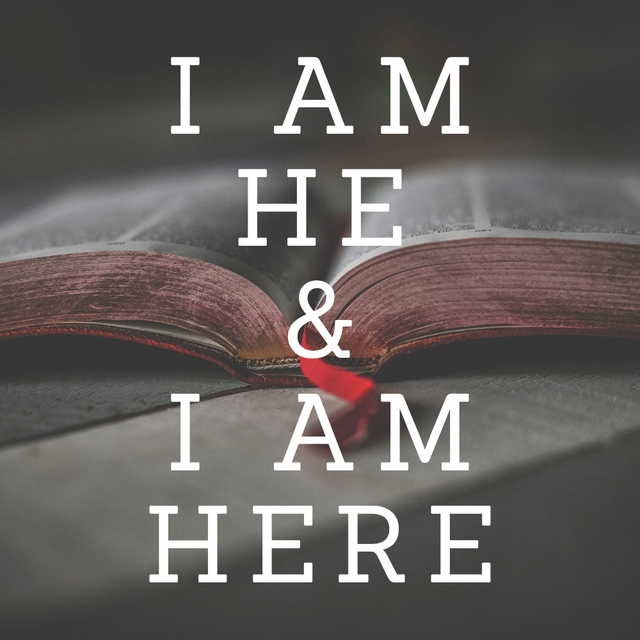 I am He and I am Here - Website.png