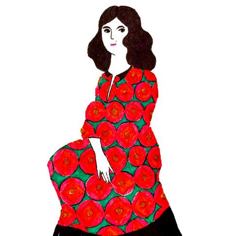 Persian Lady