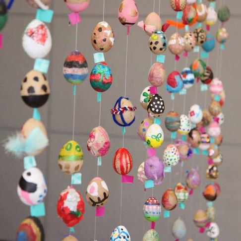 Egg Installation