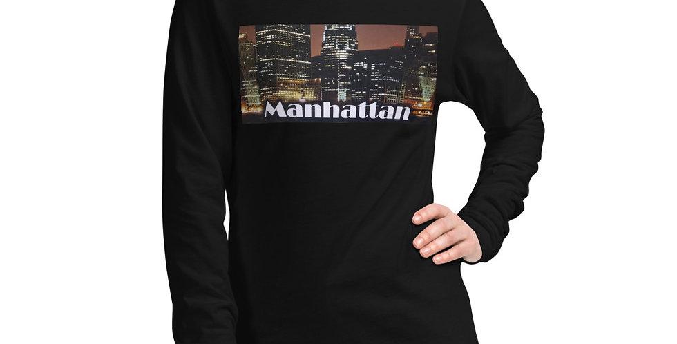 Manhattan Long Sleeve Tee
