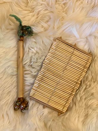 Bamboo Shakers