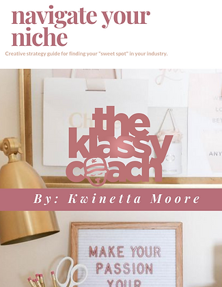 Navigating Your Niche eBook