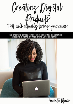 Creating Digital Products...that actually sell!
