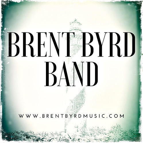 Brent Byrd Band Lighthouse Sticker