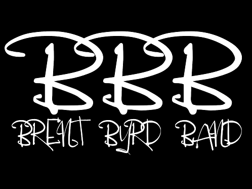 Brent Byrd Band Sticker