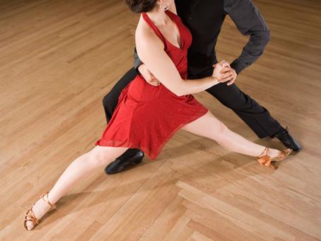 DANCES DU MONDE HISPANIQUE À L'ESPACE DIAMONO