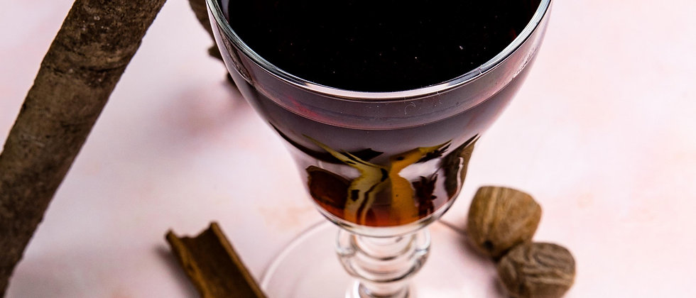 Mulled wine tea 香料酒茶 10g