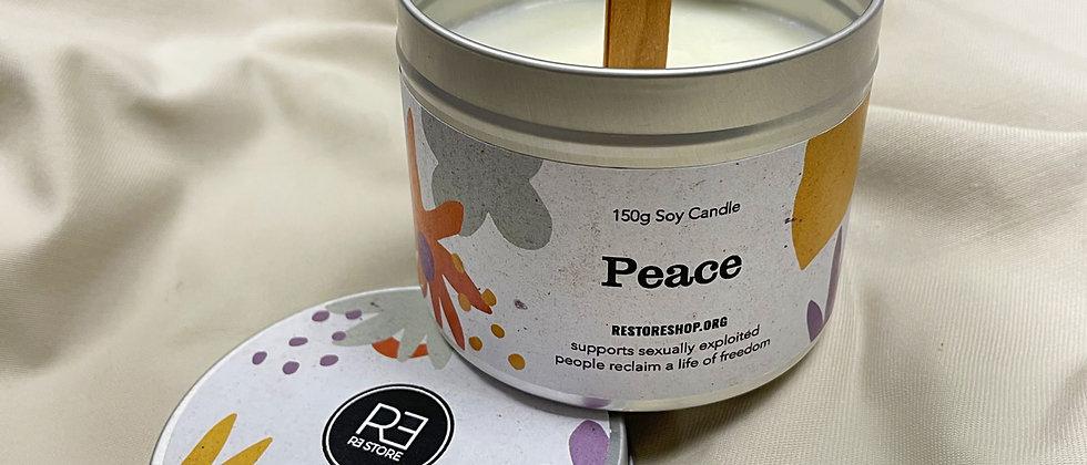 ReStore PEACE 慈善香氛蠟燭