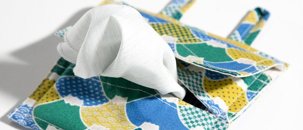 印花便攜裝布紙巾