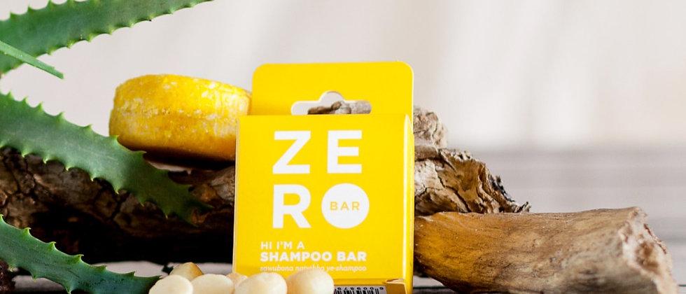 Zero Waste Bar 洗髮梘 - 油性髮質