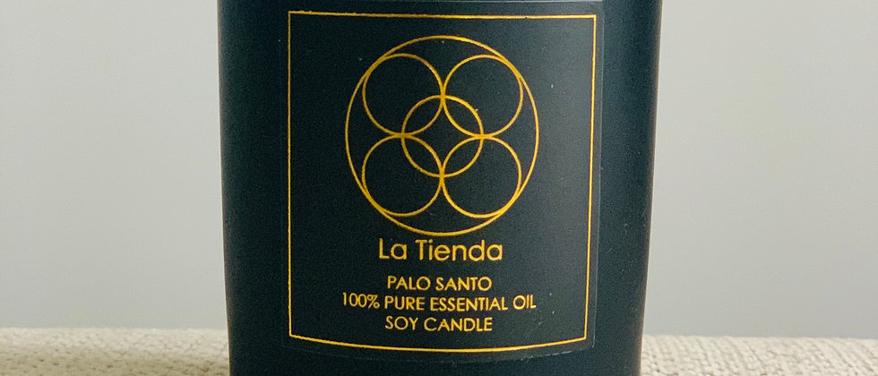 La Tienda 印加聖木大豆蠟燭