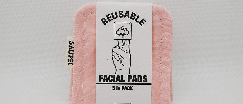 可重用化妝棉