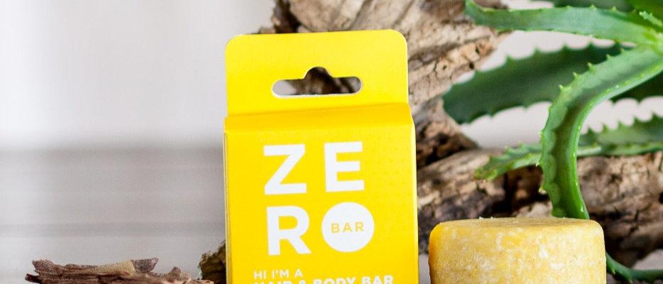 Zero Waste Bar 洗髮沐浴梘 - 潤澤抗氧化