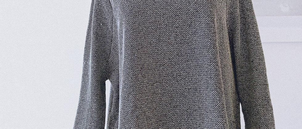 COS black/white top